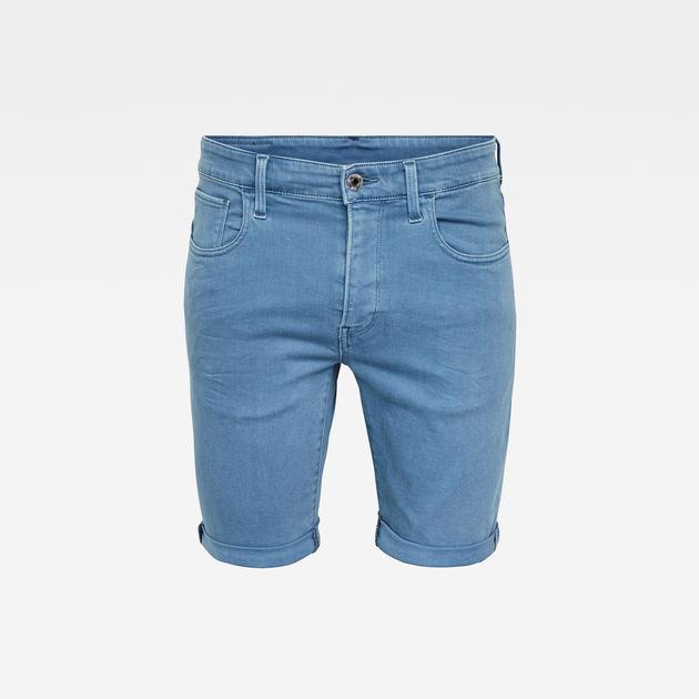 Delft G-Star Raw 3301 Slim Denim Shorts