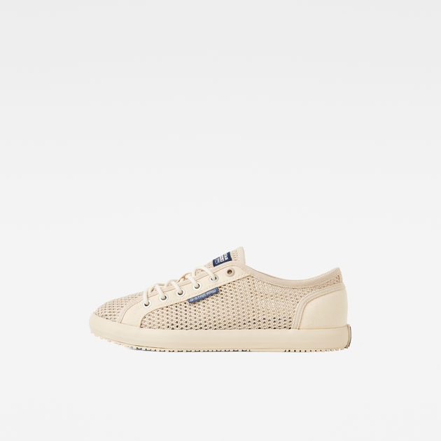 Kendo Mesh Sneakers   Bisque   G-Star RAW®