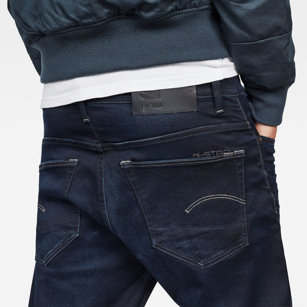 G-STAR RAW 3301 Relaxed Jeans Homme