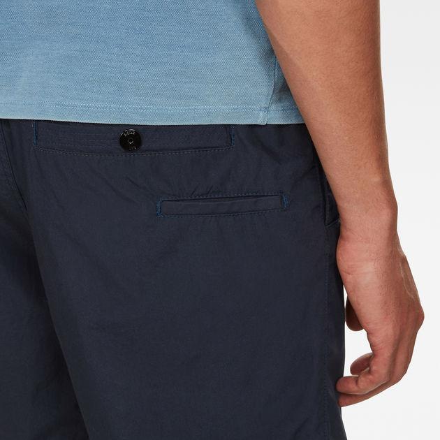 WOMEN/'S NAVY BLUE FLAP POCKET POPLIN PANTS