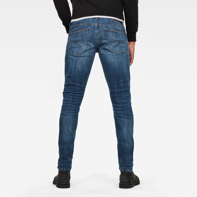 3301 Deconstructed Skinny Jeans G Star Raw