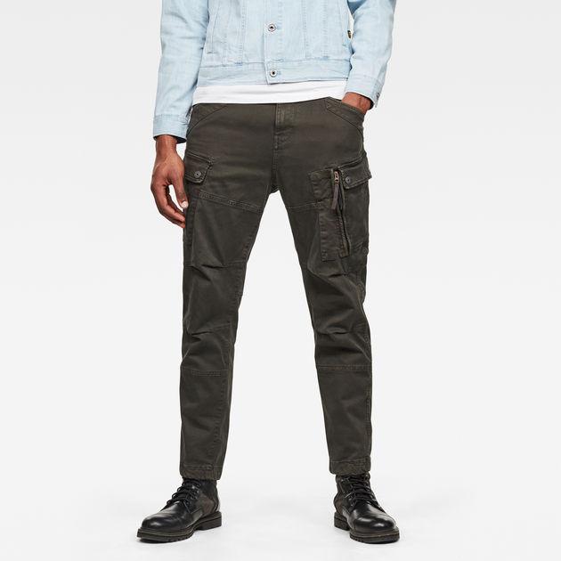 Roxic Straight Tapered Cargo Pants   G-Star RAW®