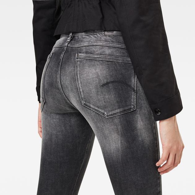 G-STAR RAW G-jackpant 3D Mid Waist Skinny Jeans Donna