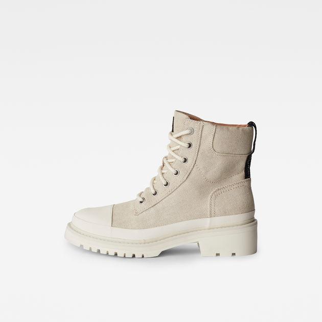 031007-02-002 Gemini Schnürboot Sneaker Antikleder grau
