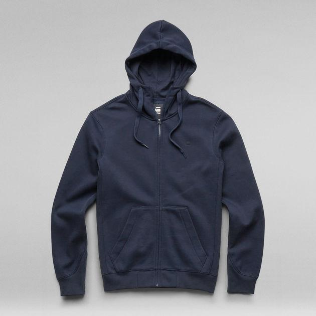 G-STAR RAW Boys Sp17015 Zipper Sweatshirt