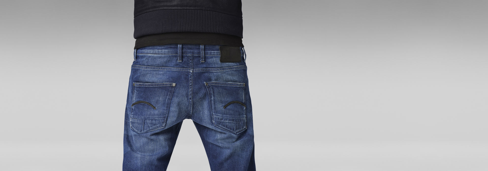 6542f85d3b5 Defend Straight Jeans | Medium Aged | Men | G-Star RAW®
