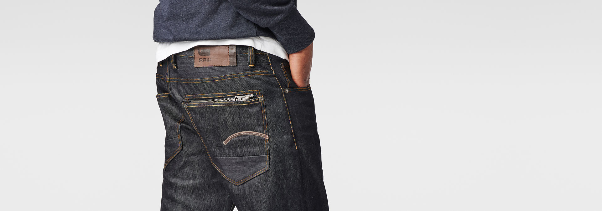 Attacc Straight Jeans | Raw Denim | Men | G Star RAW®