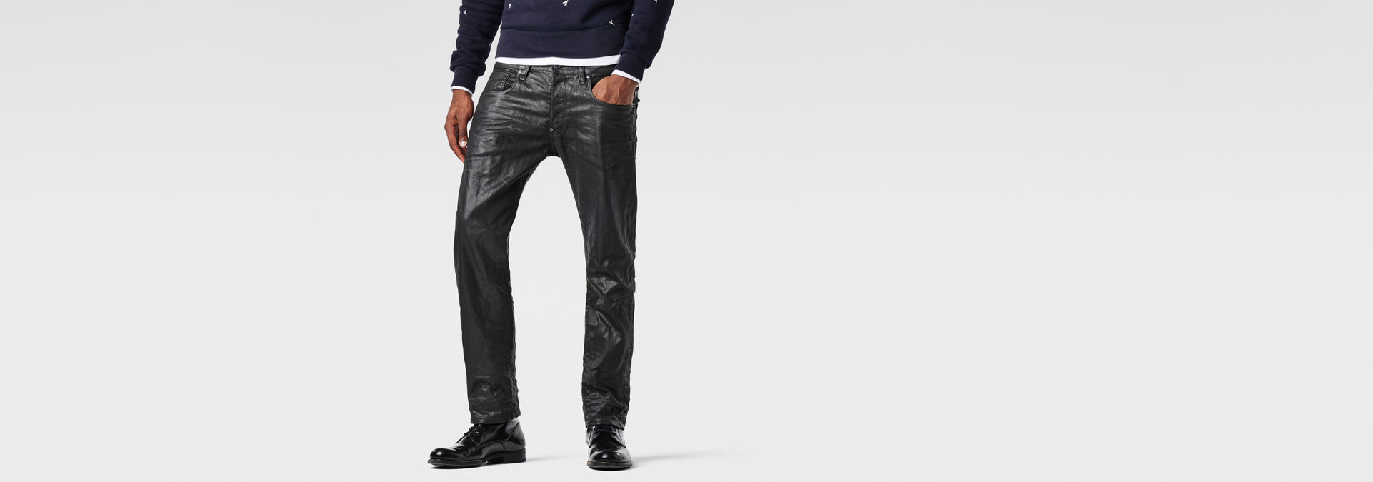 f5e49871fbb Defend Straight Jeans | Anthracite | Men | G-Star RAW®