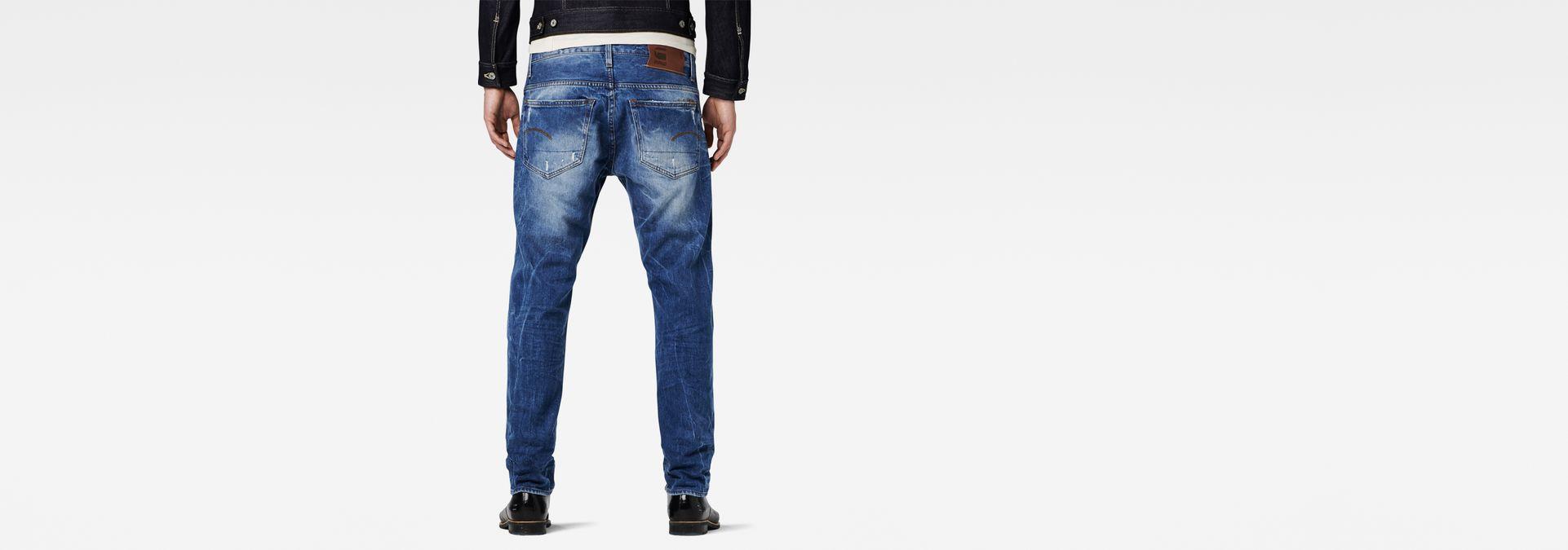 Jeans Homme G star Raw 3301 Straight Lt Aged (wisk Denim