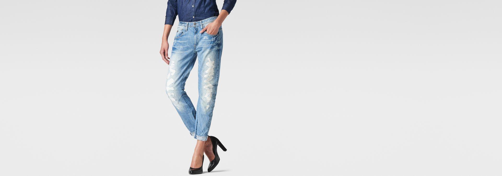 Arc 3D Low Waist Boyfriend Jeans | G Star RAW®