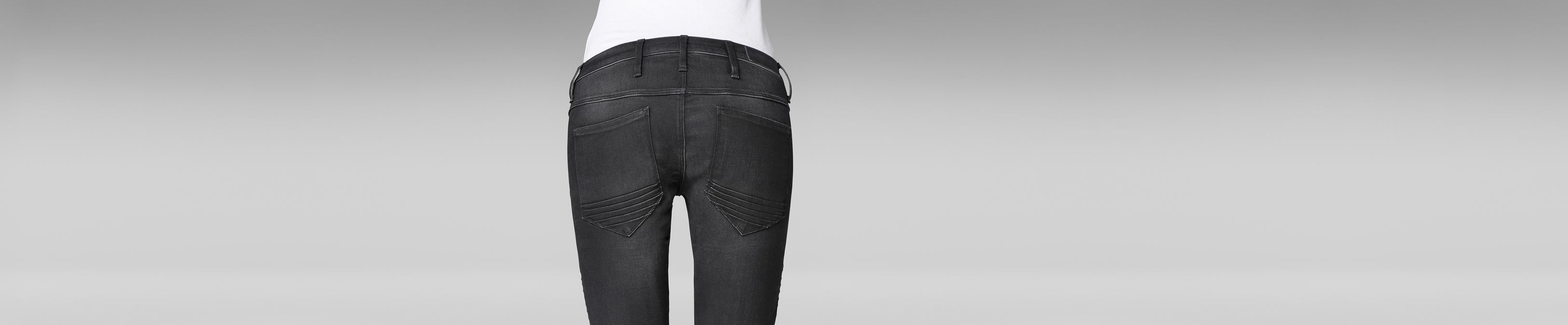 5620 G Star Elwood Custom Slim Tapered Jeans | G Star RAW®