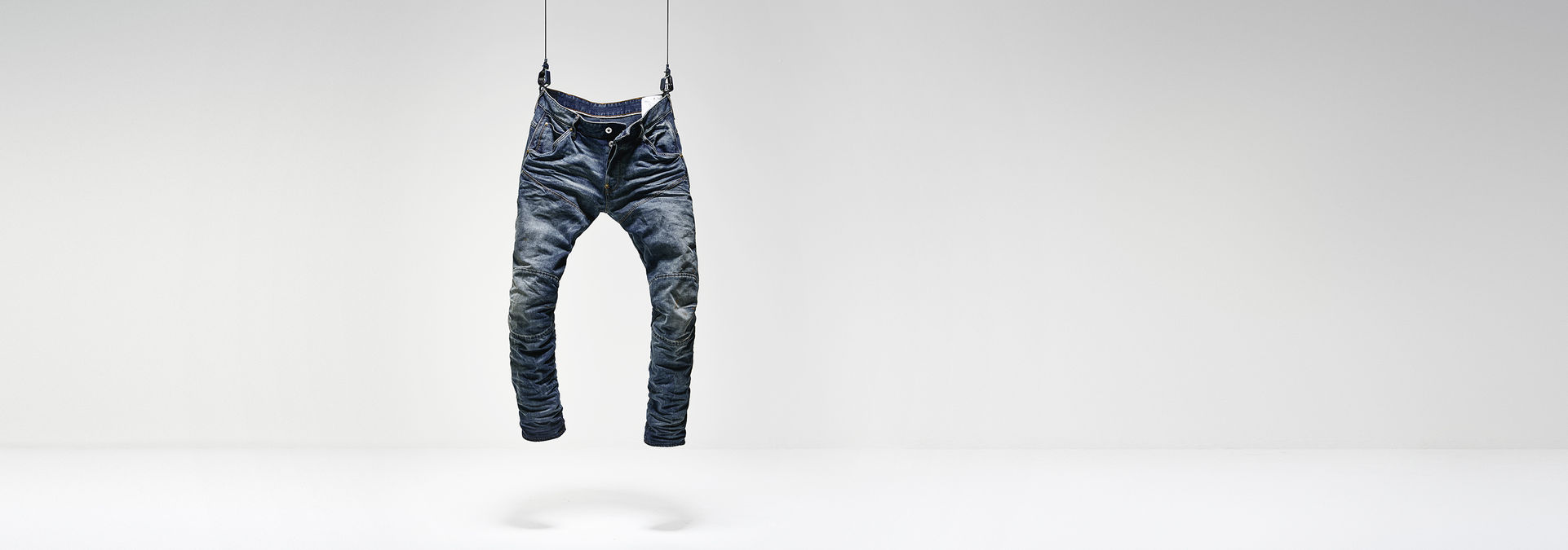 049323c2506 G-Star RAW® Raw Essentials 5620 G-Star Elwood 3D Tapered Jeans Dark ...