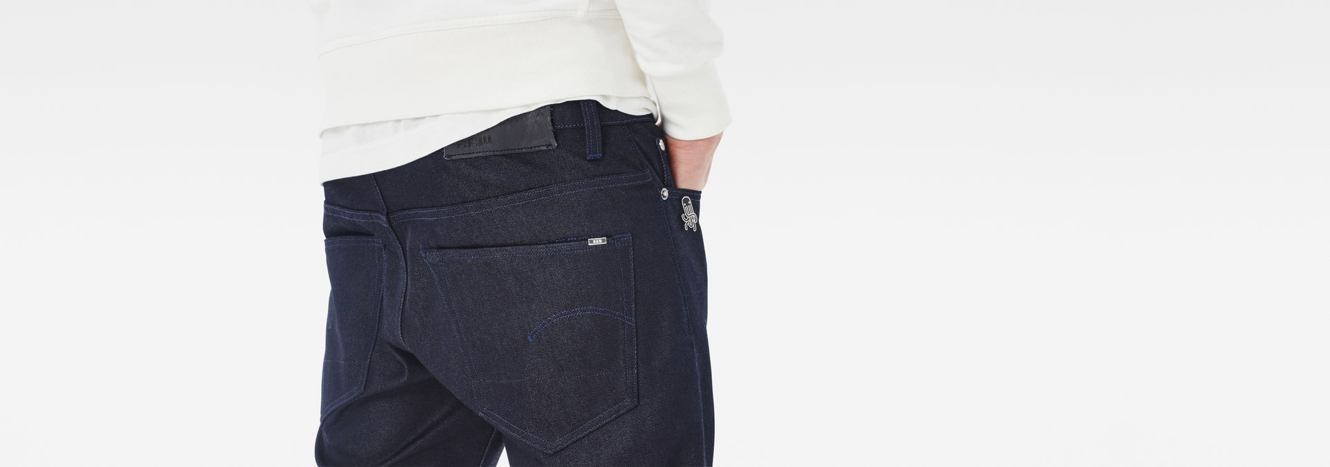 c9a8f6ee7de Occotis 3301 Slim Jeans | Raw Denim | Men | G-Star RAW®