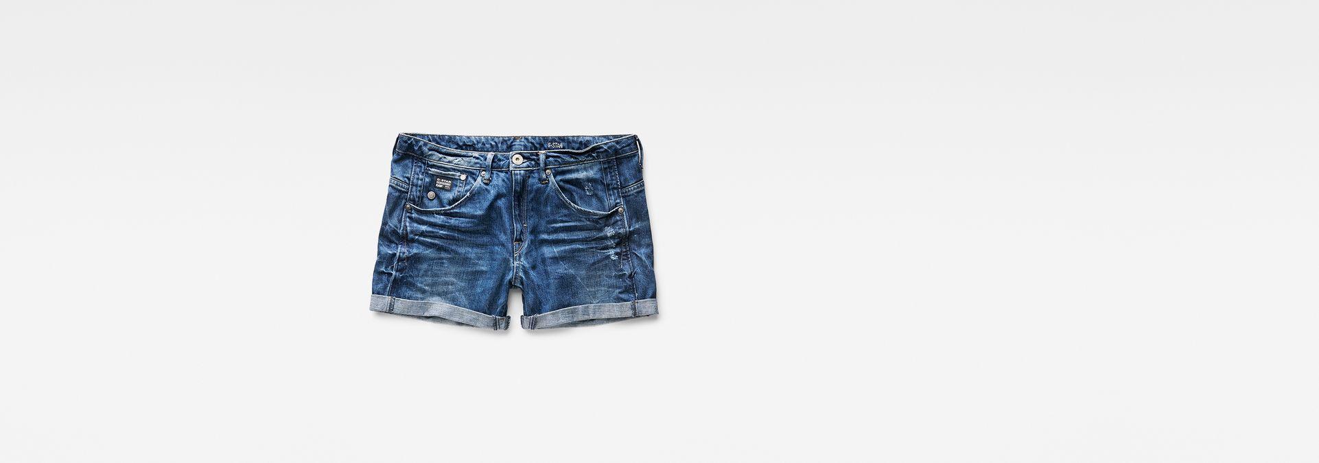 official photos 590c9 fe694 Arc 3D Shorts | Medium Aged Destroy | Women | G-Star RAW®