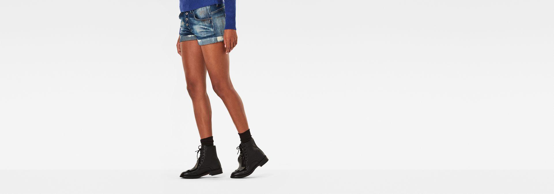 Guard Boots | Black | Femmes | G Star RAW®
