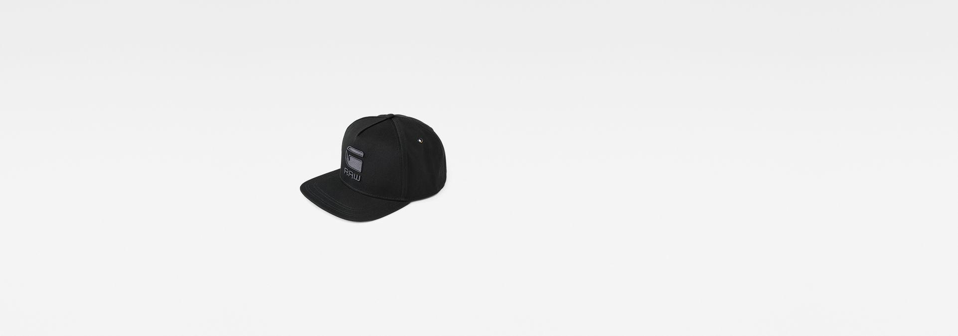 Obaruh Snapback Cap | Black | Heren | G Star RAW®