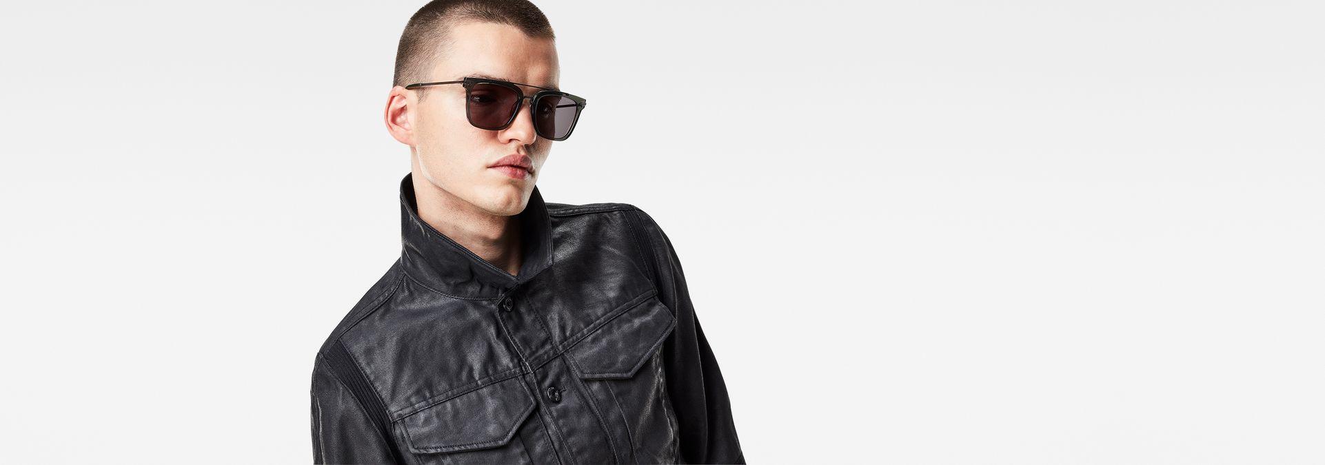 4ead08ac873 ... G-Star RAW® Combo Eehro Sunglasses Grey ...