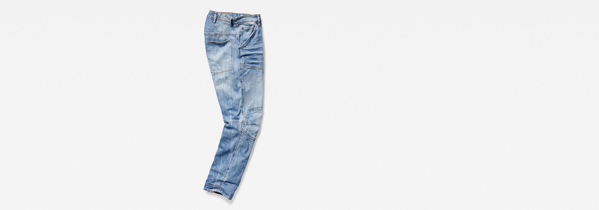 5620 G Star Elwood 3D Loose Jeans