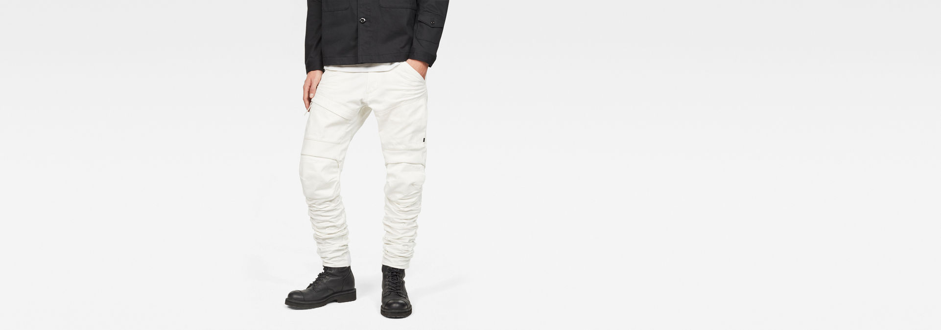 Raw Essentials 5620 Motion 3D Tapered Jeans   G Star RAW®