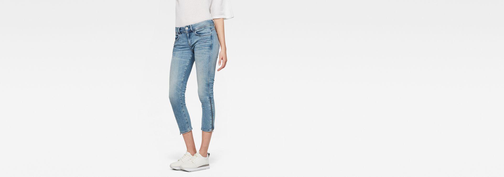g star jeans damen high waist