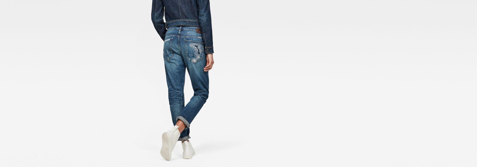 a391194f683 ... G-Star RAW® Arc 3D Mid waist Boyfriend Jeans Medium blue ...