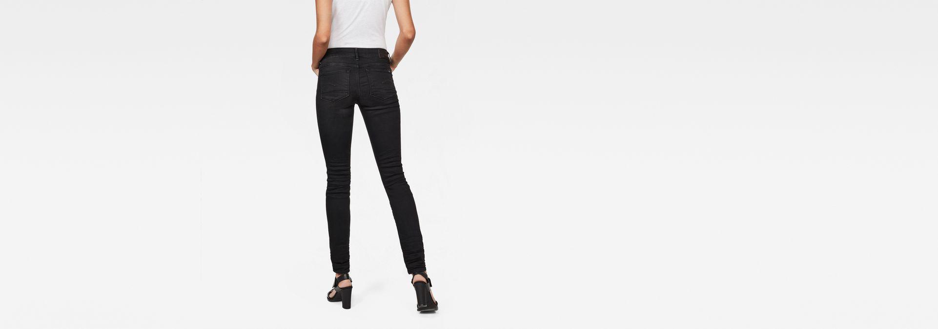 38a99f3eb6d 3301 Contour Skinny Jeans | Dark Aged | Women | G-Star RAW®