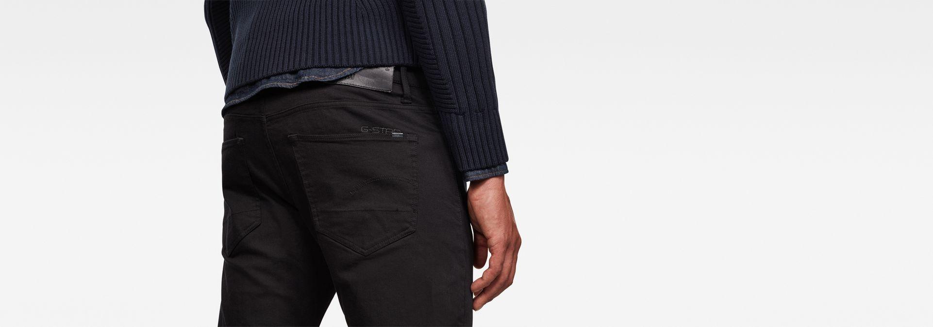 e1ce54c83a46 ... G-Star RAW® 3301 Slim Jeans Black ...