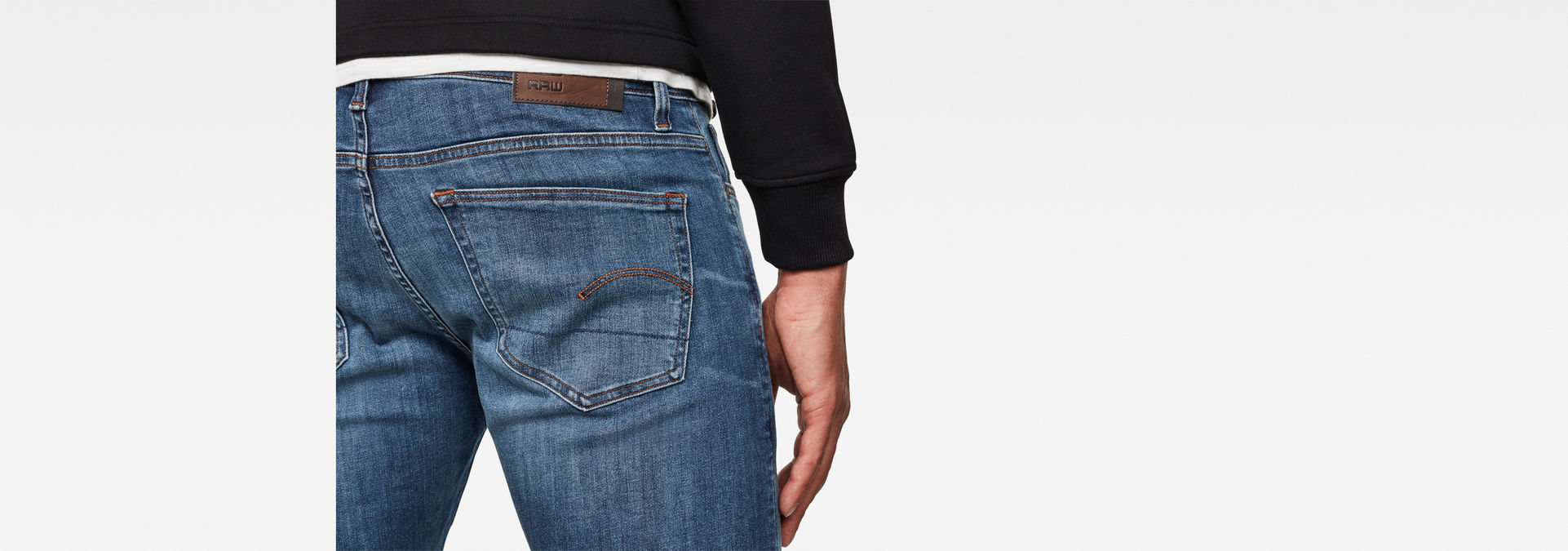 3301 Deconstructed Skinny Jeans | G Star RAW®