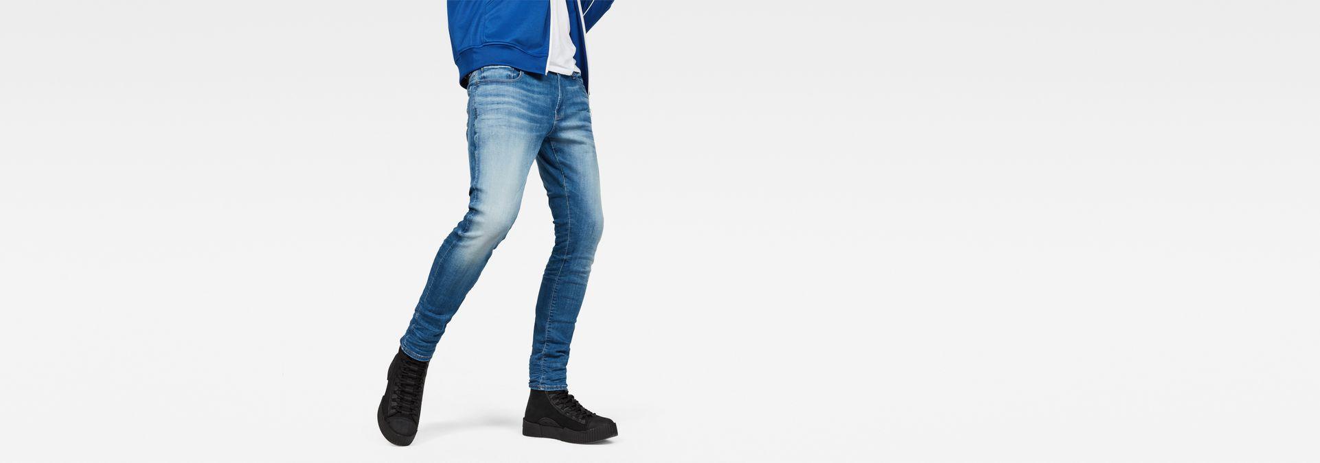9cdecbb53bc G-Star RAW® 3301 Deconstructed Super Slim Jeans Medium blue ...
