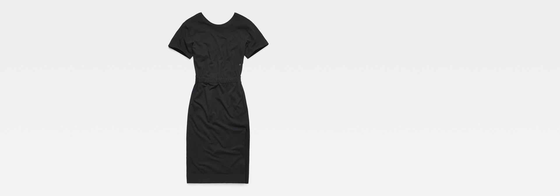 08148bb6b95cf8 ... G-Star RAW® Bohdana Dress Zwart ...