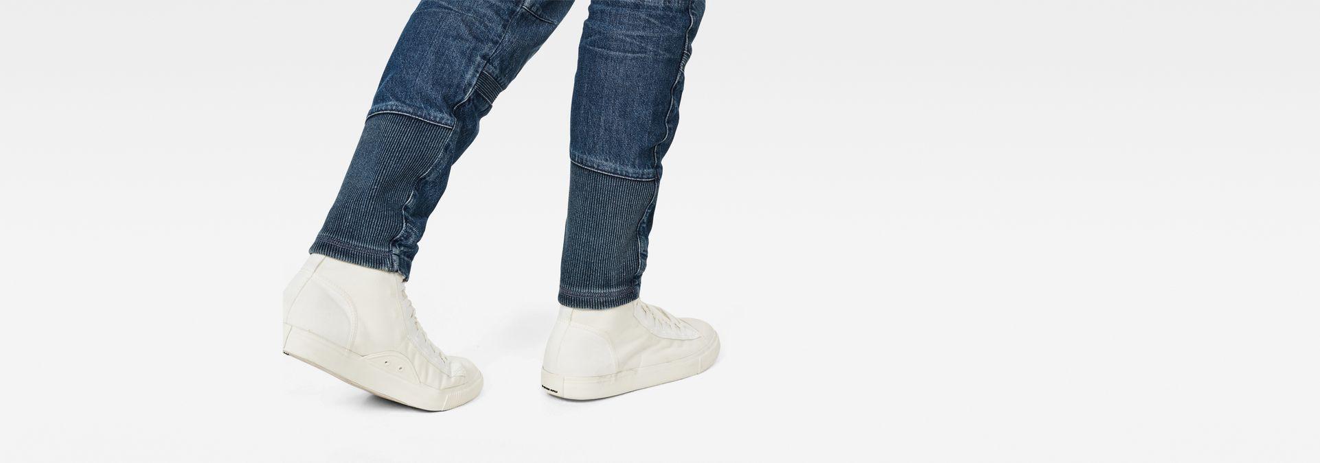 be41da4036f ... G-Star RAW® Motac Deconstructed 3D Slim Jeans Medium blue