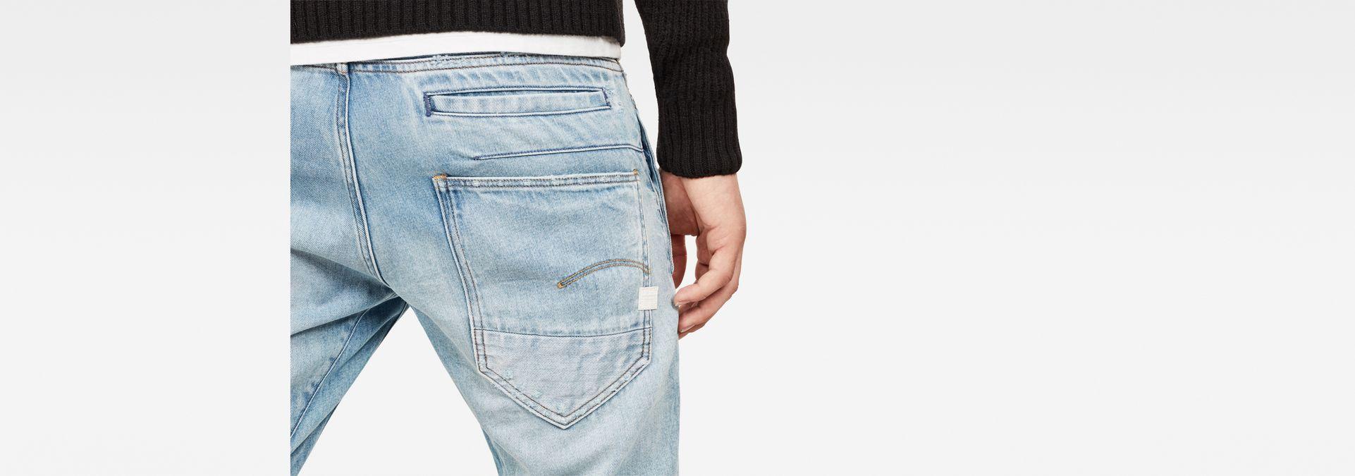 D Staq 3D Tapered 3D Restored Jeans   G Star RAW®