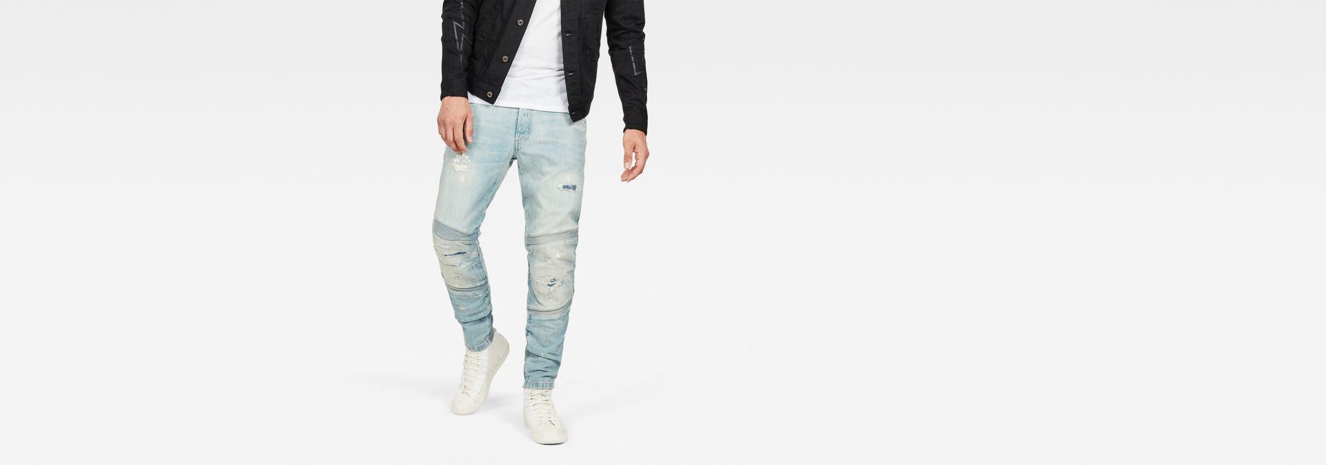 b620b9beb21 Motac Deconstructed 3D Slim Jeans | 50 Year | Men | G-Star RAW®