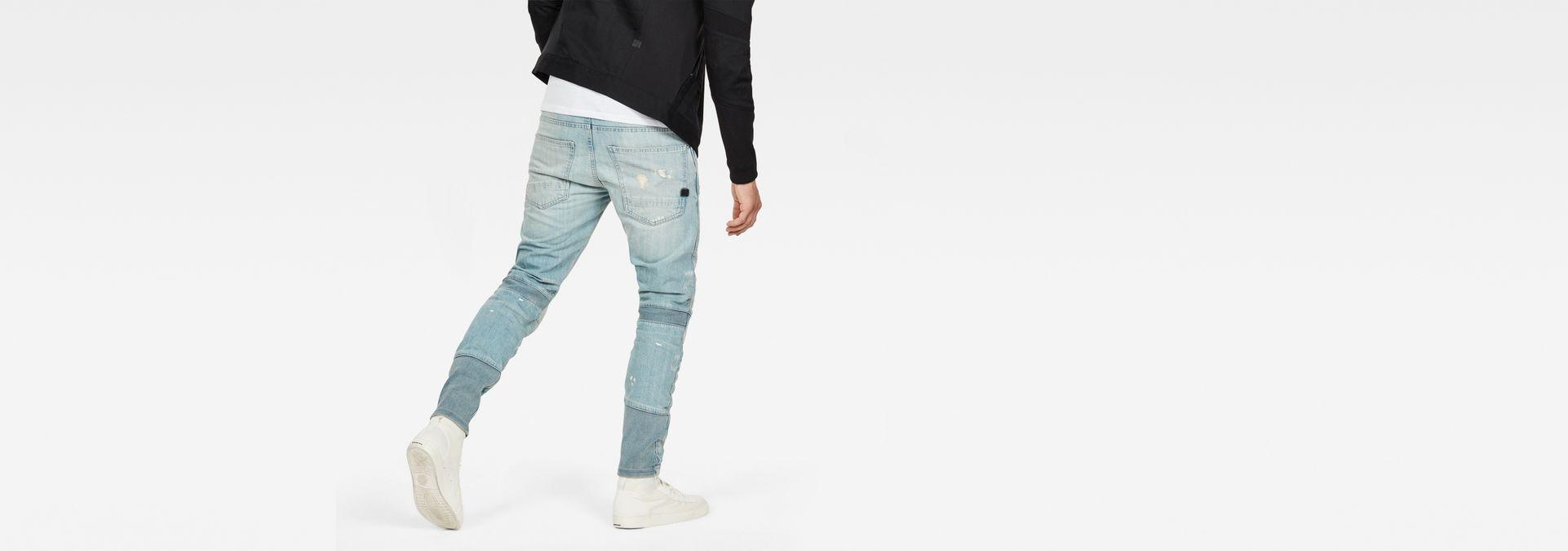 d247056b300 ... G-Star RAW® Motac Deconstructed 3D Slim Jeans Light blue ...