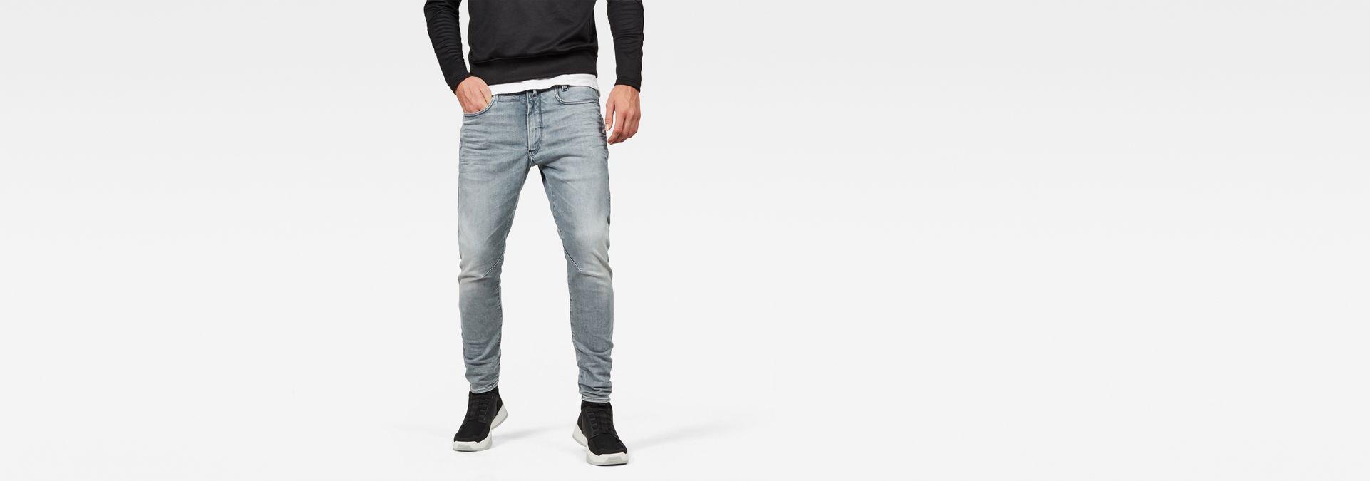 G-STAR RAW Herren D-STAQ 3D Slim Fit Jeans
