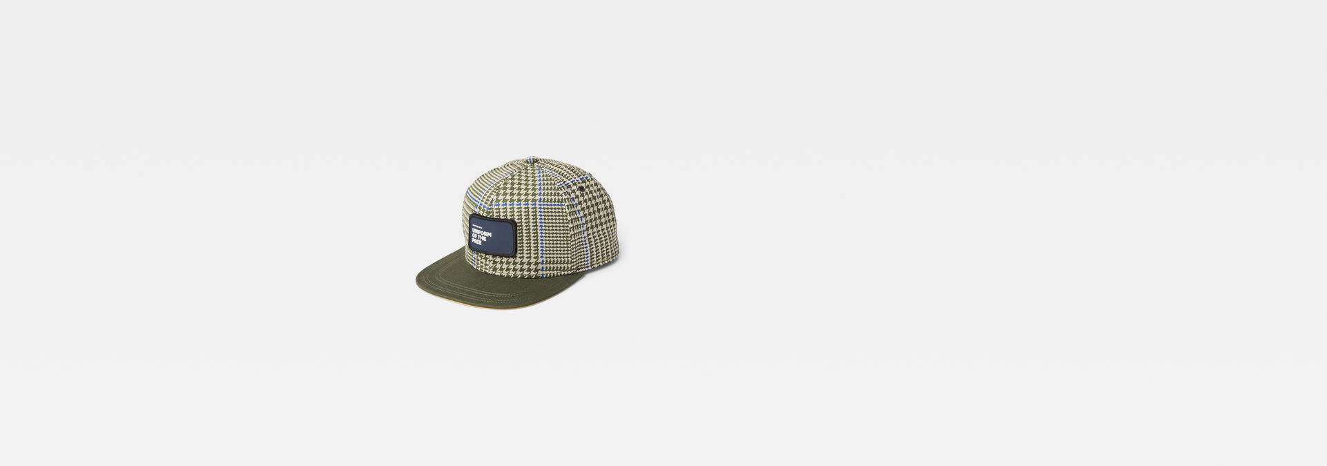 f5b15c5940197 Data Snapback Cap | Marble/Mercury | Men | G-Star RAW®