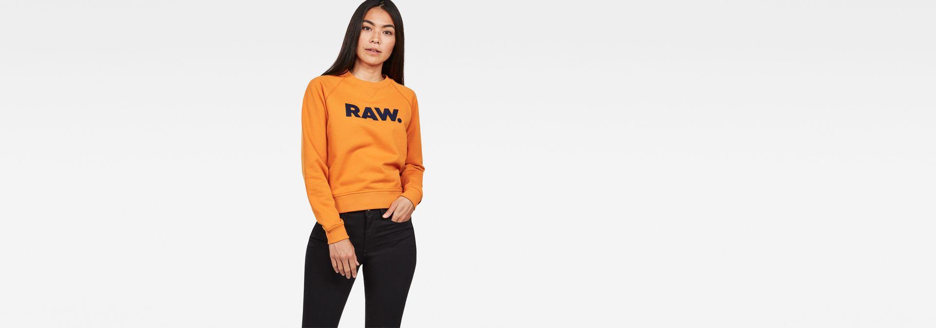 Xula New Art Sweater | Dore | Women | G Star RAW®