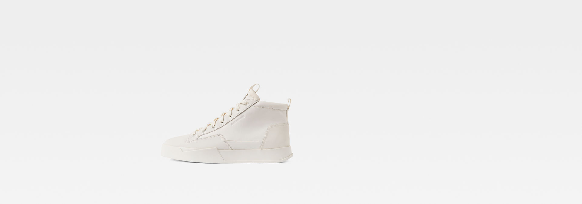 e364a4c8127 G-Star RAW® Rackam Core Mid Sneakers White side view ...