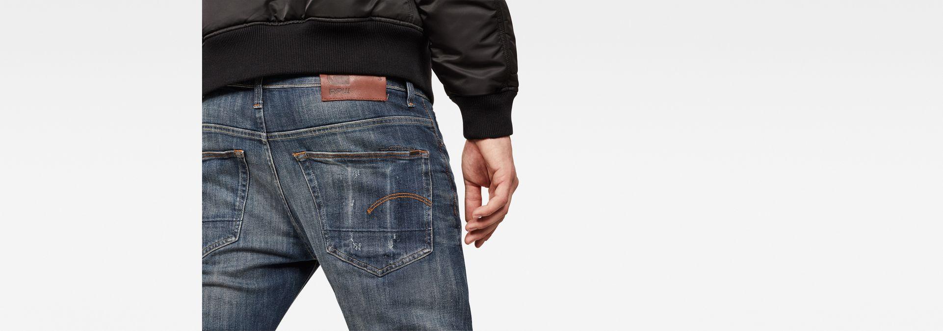 2faa1215236 3301 Slim Jeans | Dark Aged Antic | Men | G-Star RAW®