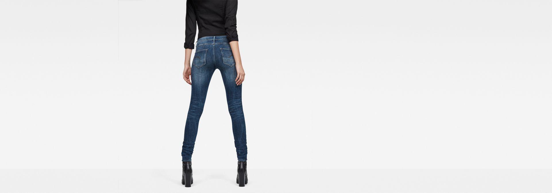 fb571ebc648 D-Staq Mid-Waist Skinny Jeans   G-Star RAW®