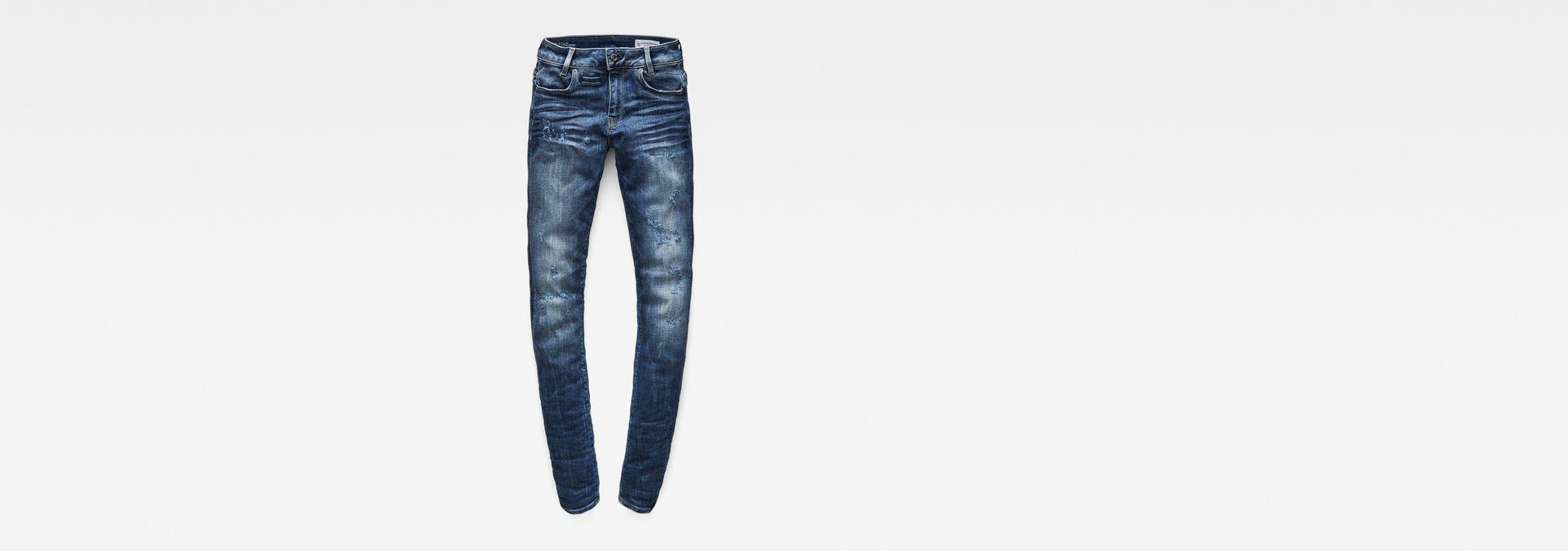 24ba066886c ... G-Star RAW® D-Staq Mid-Waist Skinny Jeans Medium blue ...