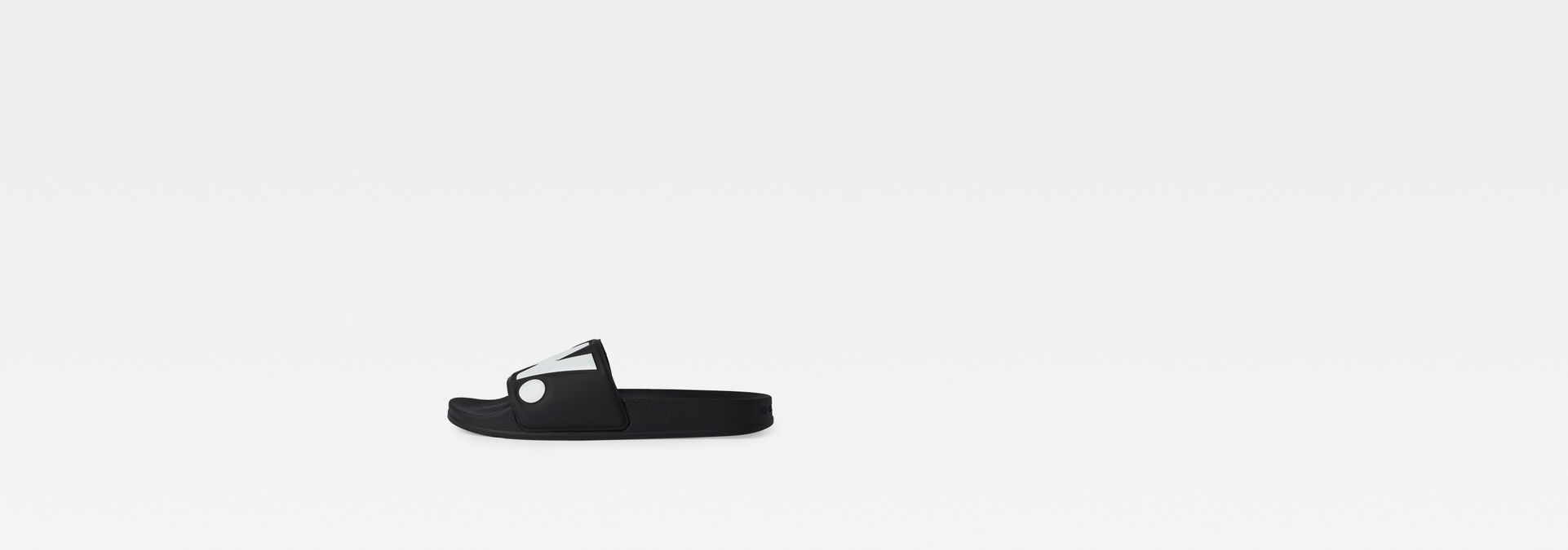 1c9e4149271 G-Star RAW® Cart Slide II Negro side view ...