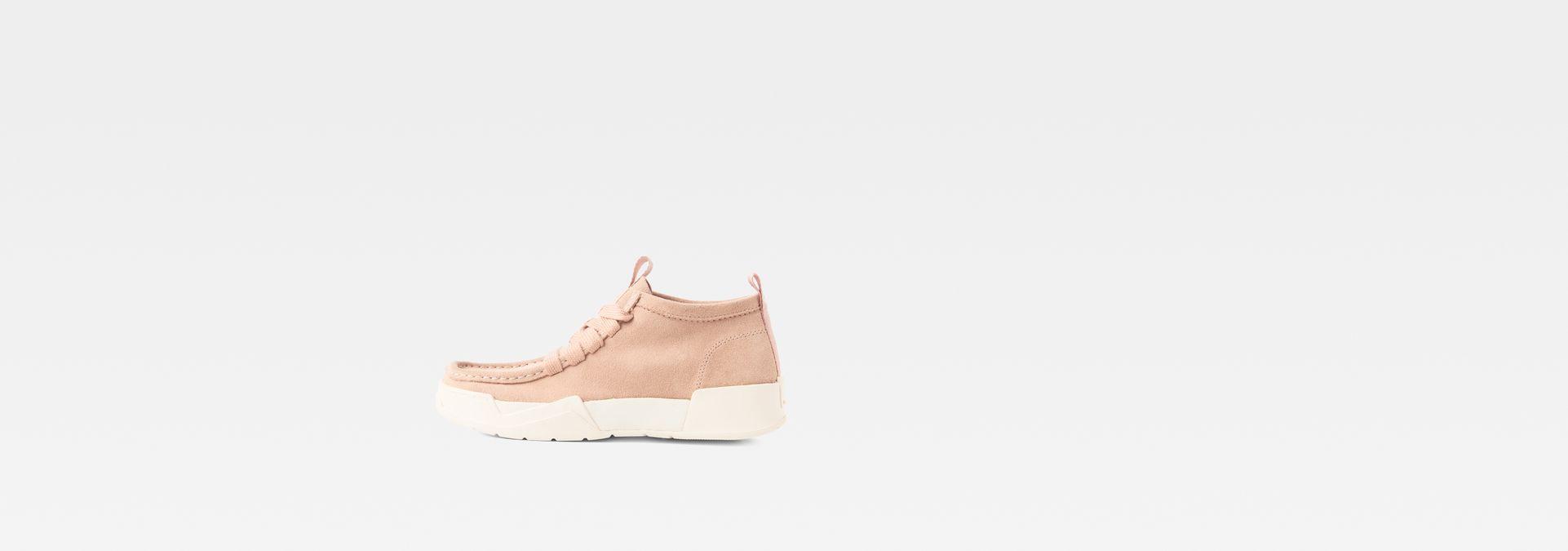 Rackam Wallabee Sport Sneakers | Liquid Pink | G Star RAW®