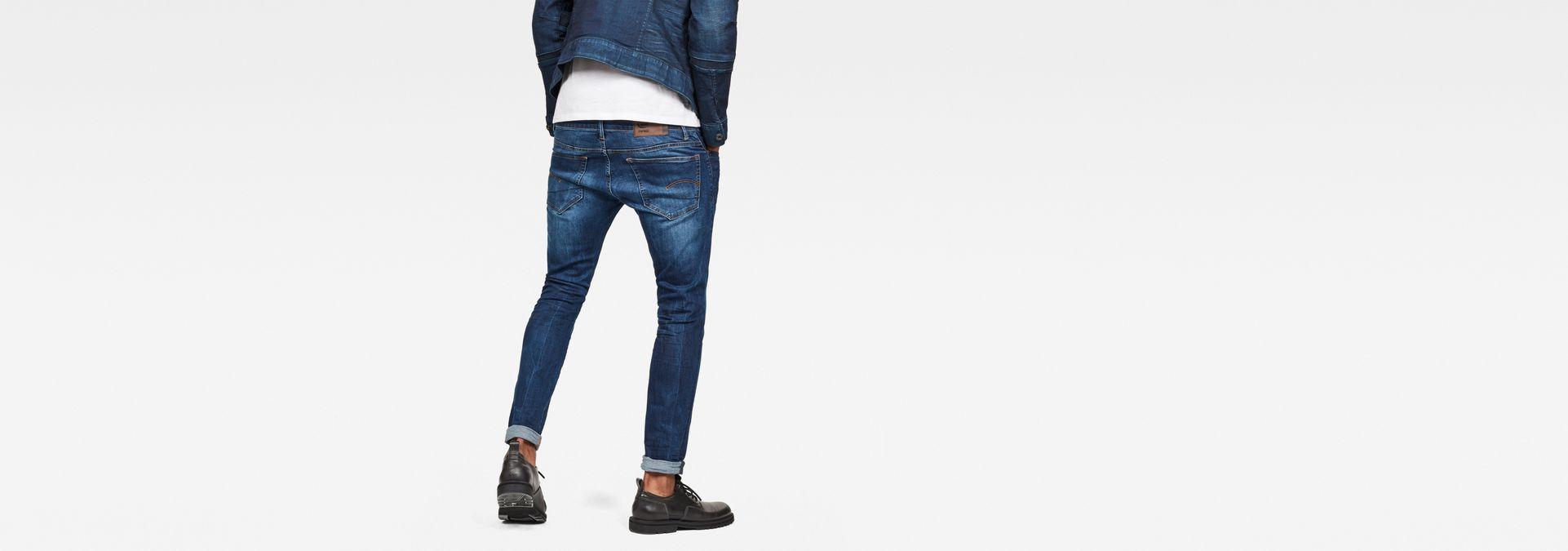1479f650a2b ... G-Star RAW® 3301 Deconstructed Super Slim Jeans Medium blue ...