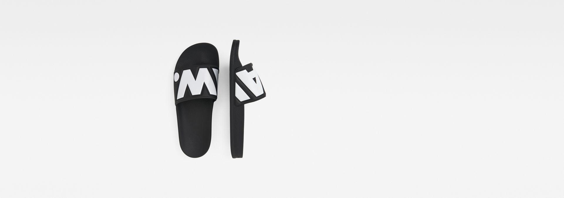 0de92031b9be ... G-Star RAW® Cart Slide II Black both shoes ...