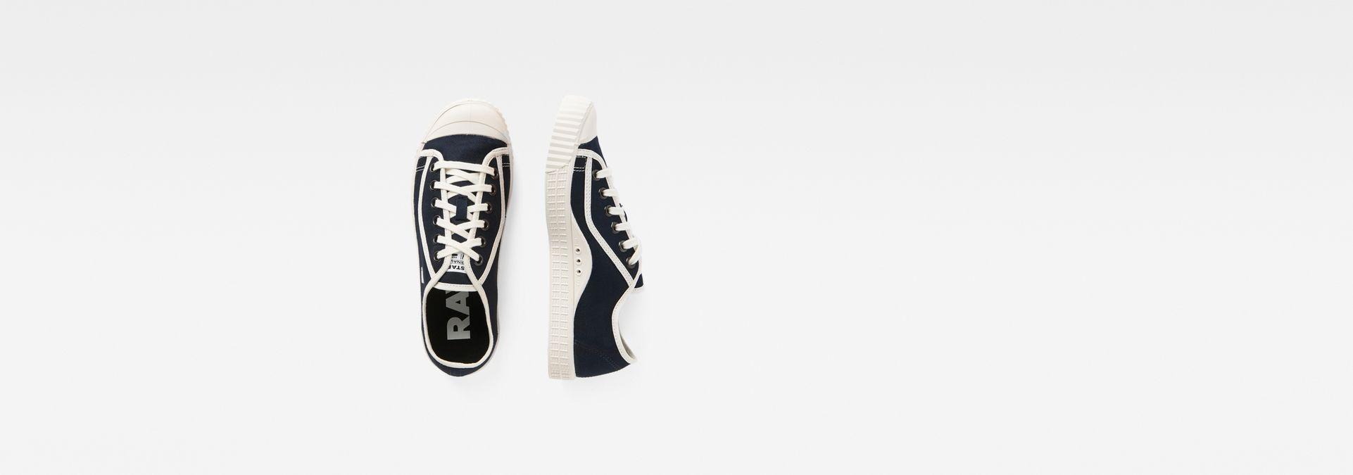 Rovulc Denim Sneakers   Dark Navy   Men   G-Star RAW®