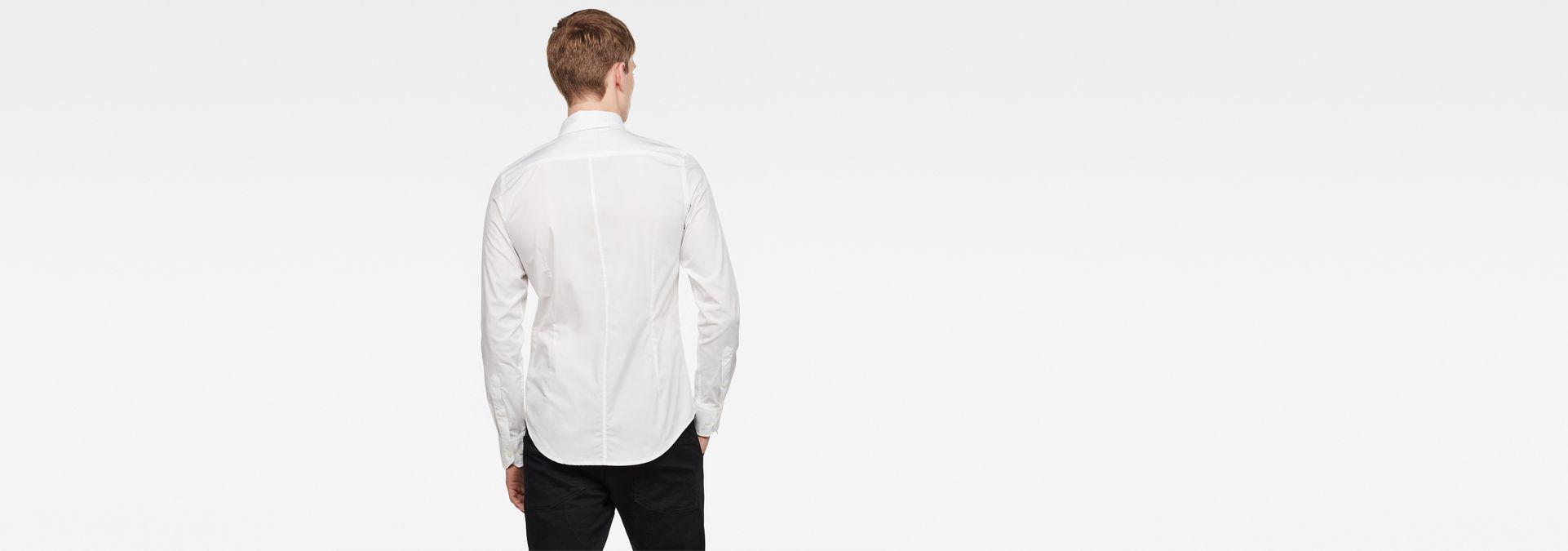 8fe65536cb7 ... G-Star RAW® Core Super Slim Shirt White ...