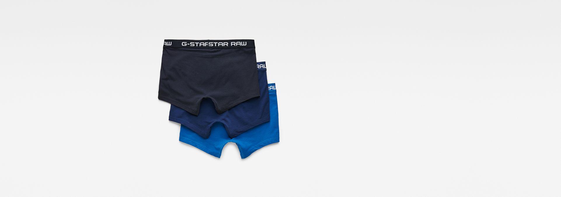 74ead39be85e ... G-Star RAW® Classic Trunks 3-Pack Medium blue