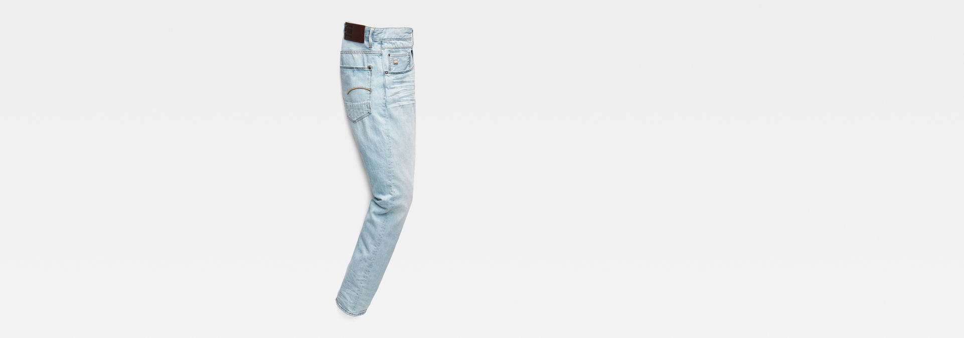 017c08b82e3ee6 Radar Straight Tapered Jeans | Ultra Light Aged | G-Star RAW®