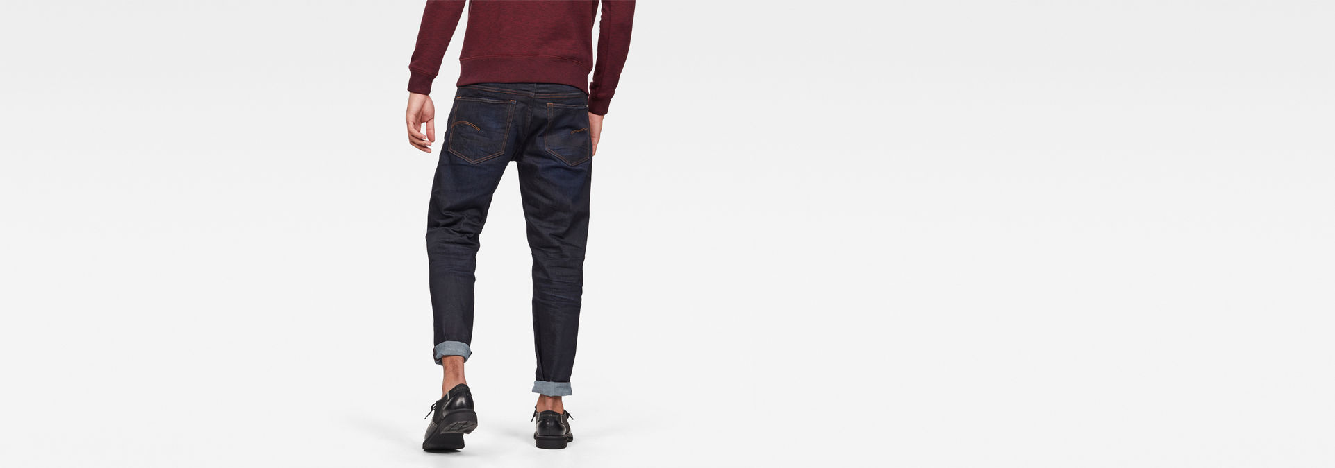 3301 Relaxed Jeans | Dark Aged | Men | G Star RAW®